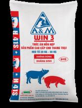 A&M WIN3 H41S