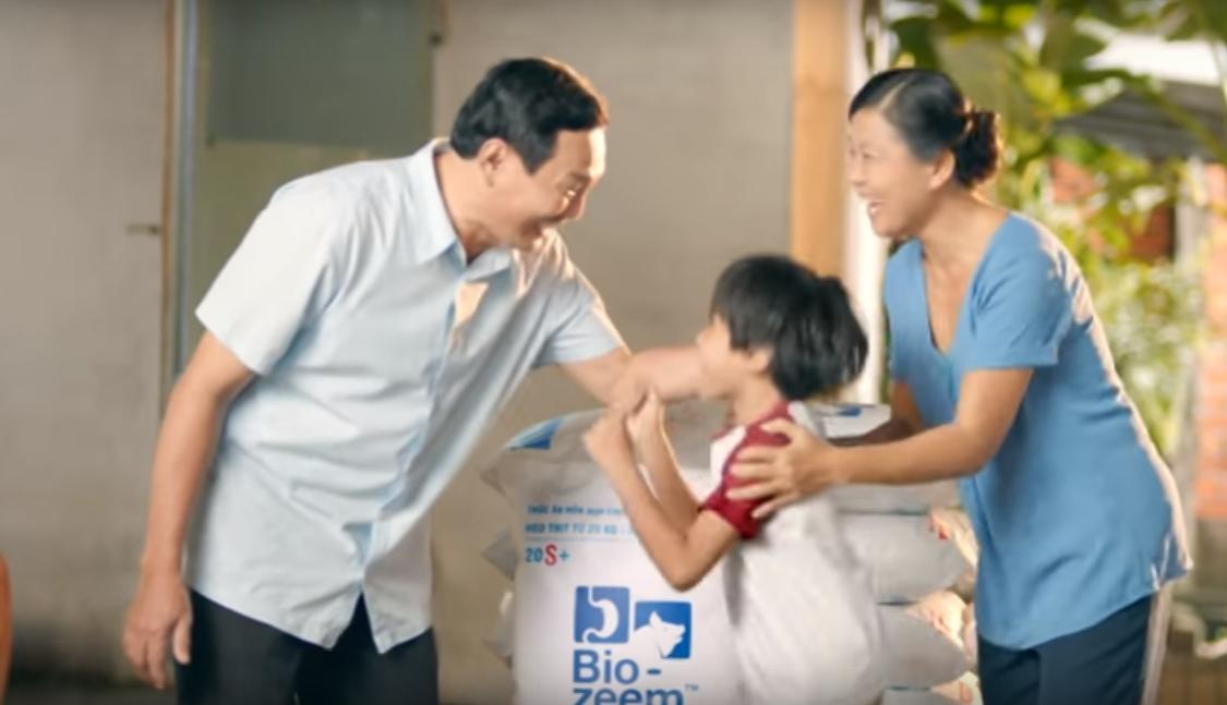 Bio-zeem Xanh - Giảm tiêu tốn, tiết kiệm 5 bao/ bầy
